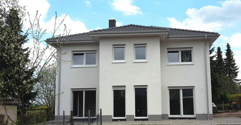 Stadtvilla mit seitlicher garage  Stadtvilla Pankow - Immobilien-Beratung Stefan Sprößig